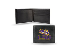 NCAA LSU Tigers Embroidered Billfold / Wallet