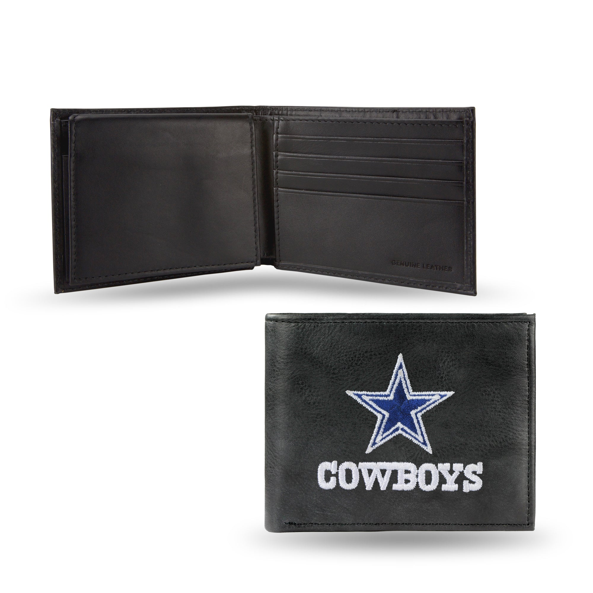 NFL Dallas Cowboys Embroidered Billfold / Wallet