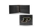 NCAA Purdue Boilermakers Embroidered Billfold / Wallet