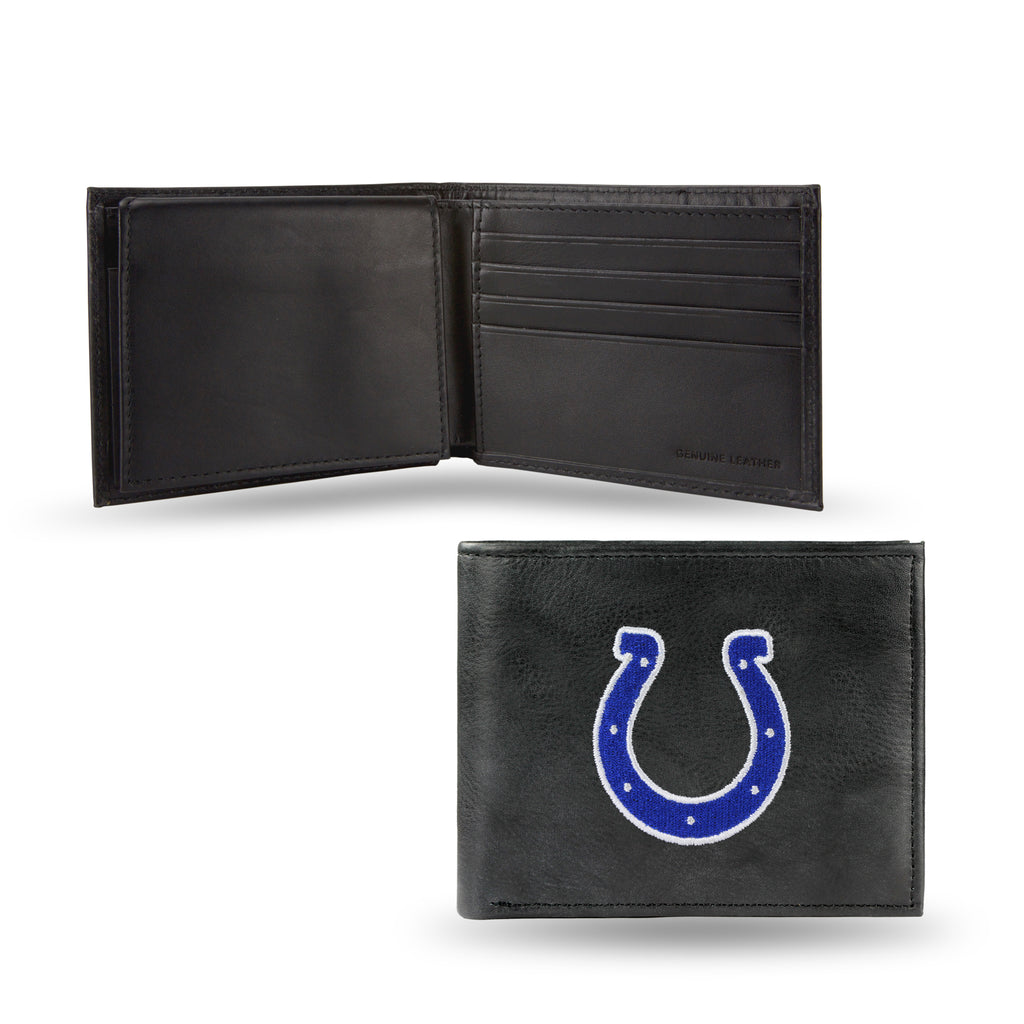NFL Indianapolis Colts Embroidered Billfold / Wallet