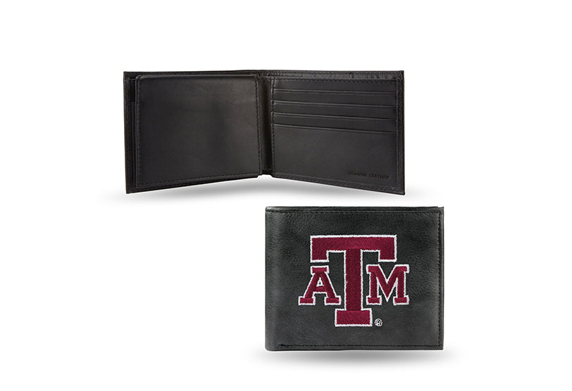 NCAA Texas A&M Aggies Embroidered Billfold / Wallet