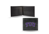 NCAA TCU Horned Frogs Embroidered Billfold / Wallet