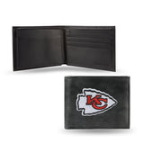 NFL Kansas City Chiefs Embroidered Billfold / Wallet