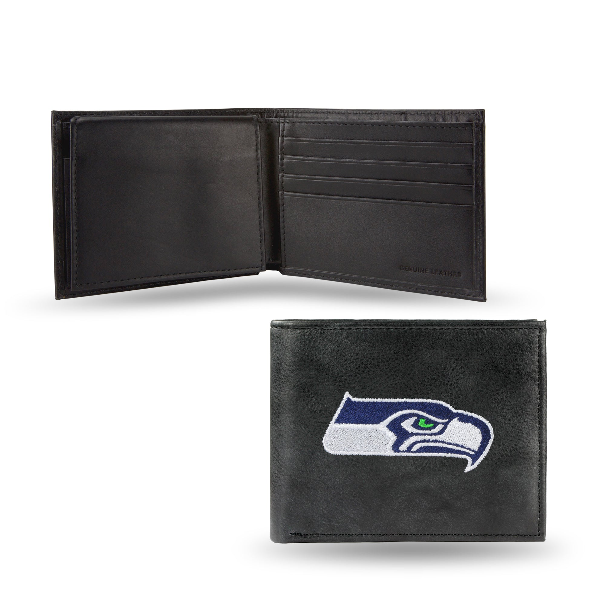 NFL Seattle Seahawks Embroidered Billfold / Wallet