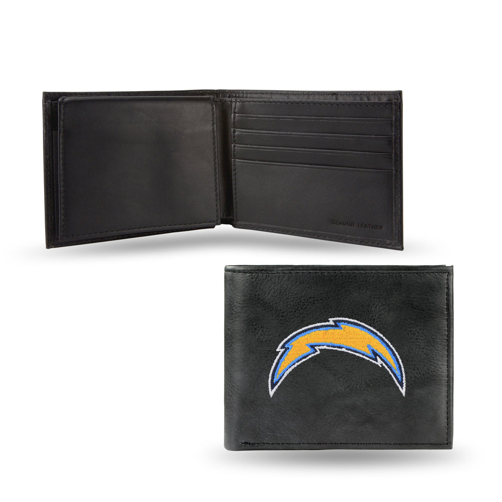 NFL Los Angeles Chargers Embroidered Billfold / Wallet