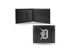 "MLB Detroit Tigers ""D"" Embroidered Billfold / Wallet"