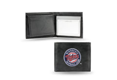 MLB Minnesota Twins Embroidered Billfold / Wallet