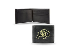 NCAA Colorado Buffaloes Embroidered Billfold / Wallet