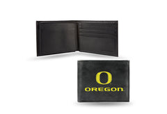 NCAA Oregon Ducks Embroidered Billfold / Wallet