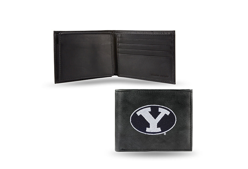 NCAA BYU Cougars Embroidered Billfold / Wallet