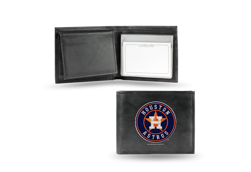 MLB Houston Astros Embroidered Billfold / Wallet