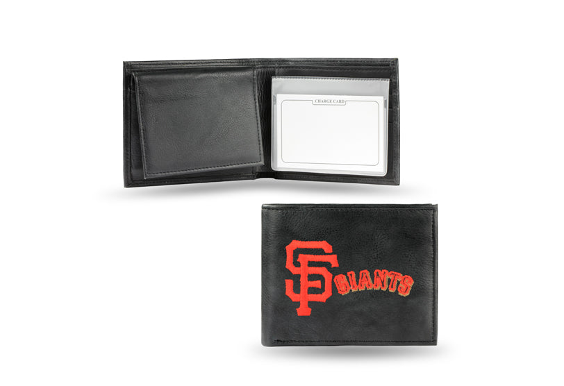 MLB San Francisco Giants Embroidered Billfold / Wallet