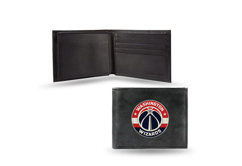 NBA Washington Wizards Embroidered Billfold / Wallet