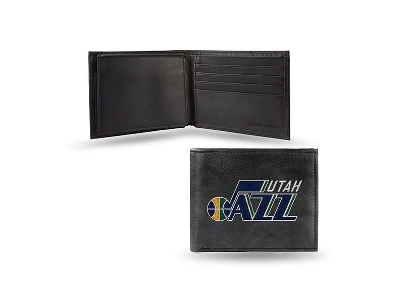 NBA Utah Jazz Embroidered Billfold / Wallet