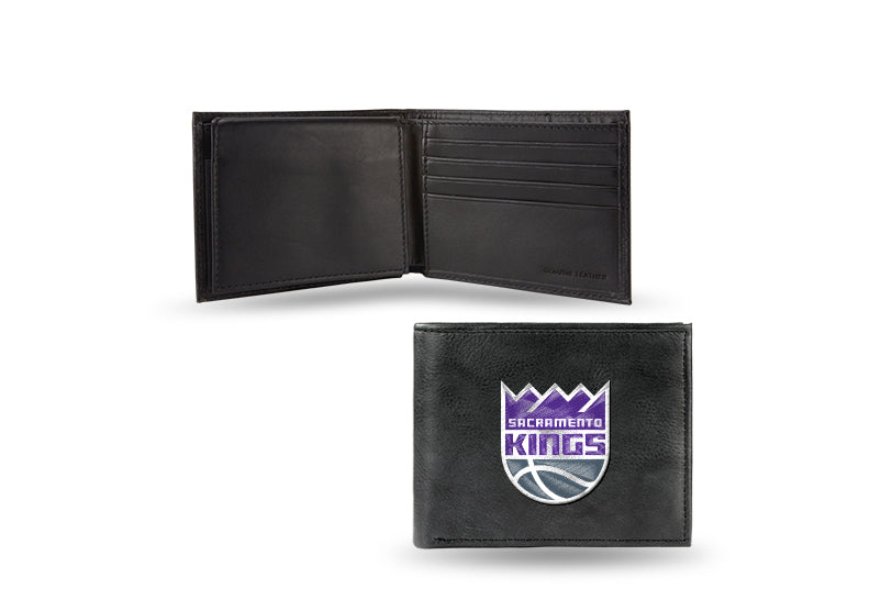 NBA Sacramento Kings Embroidered Billfold / Wallet