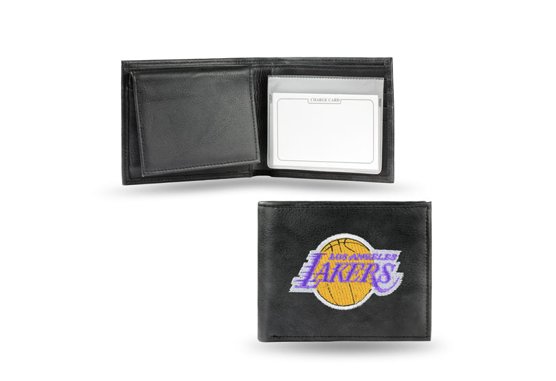 NBA Los Angeles Lakers Embroidered Billfold / Wallet