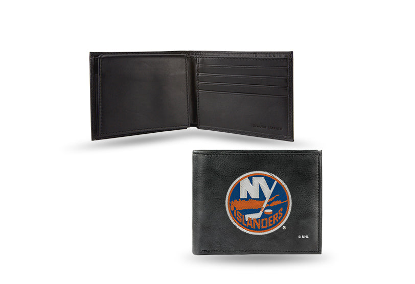 NHL New York Islanders Embroidered Billfold / Wallet