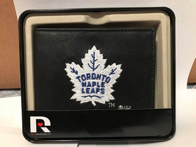 NHL Toronto Maple Leafs Embroidered Billfold / Wallet