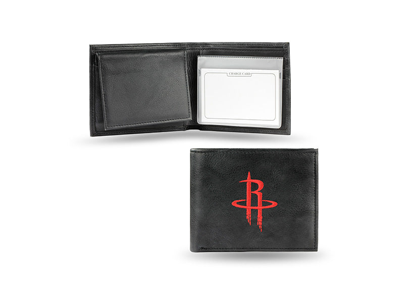 NBA Houston Rockets Embroidered Billfold / Wallet