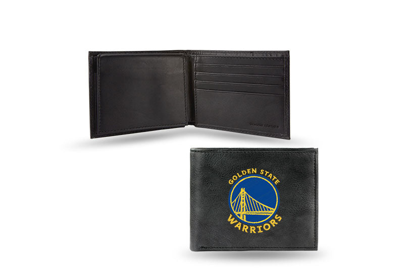 NBA Golden State Warriors Embroidered Billfold / Wallet