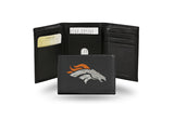 NFL Denver Broncos Embroidered Tri-Fold / Wallet
