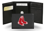 MLB Boston Red Sox Embroidered Tri-Fold / Wallet