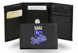 MLB Kansas City Royals Embroidered Tri-Fold / Wallet