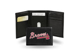 MLB Atlanta Braves Embroidered Tri-Fold / Wallet