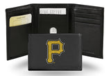 MLB Pittsburgh Pirates Embroidered Tri-Fold / Wallet