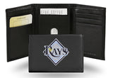 MLB Tampa Bay Rays Embroidered Tri-Fold / Wallet
