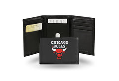 NBA Chicago Bulls Embroidered Tri-Fold / Wallet