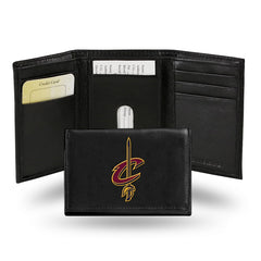 NBA Cleveland Cavaliers Embroidered Tri-Fold / Wallet