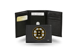 NHL Boston Bruins Embroidered Tri-Fold / Wallet