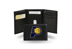 NBA Indiana Pacers Embroidered Tri-Fold / Wallet