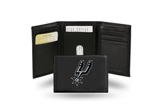 NBA San Antonio Spurs Embroidered Tri-Fold / Wallet
