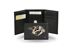 NHL Nashville Predators Embroidered Tri-Fold / Wallet