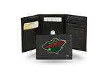 NHL Minnesota Wild Embroidered Tri-Fold / Wallet