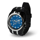 NFL Detroit Lions Men's Sparo Crusher Watch