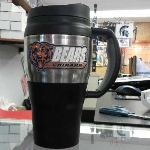 NFL Chicago Bears Heavy Duty Insulated Travel Mug
