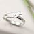 Sterling Silver Harbor Seal Ring