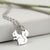 Sterling Silver Squirrel Necklace