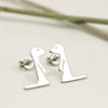 Handmade Sterling Silver Meerkat Earrings