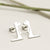 Sterling Silver Meerkat Stud Earrings