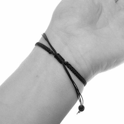 Adjustable Sliding Knot Friendship Bracelet