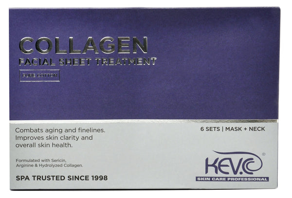 Collagen Facial Sheet Treatment