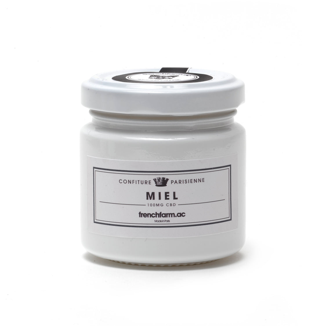 COLLECTION CBD - MIEL - collaboration frenchfarm.ac