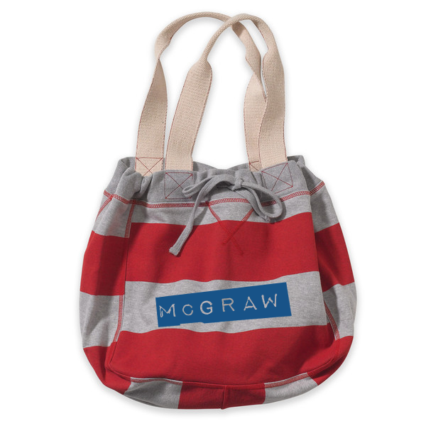 McGraw Beachcomber Tote Bag