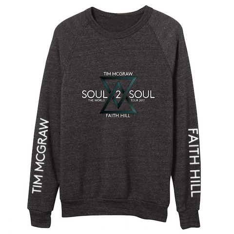 Soul2Soul Tour Pullover Sweater