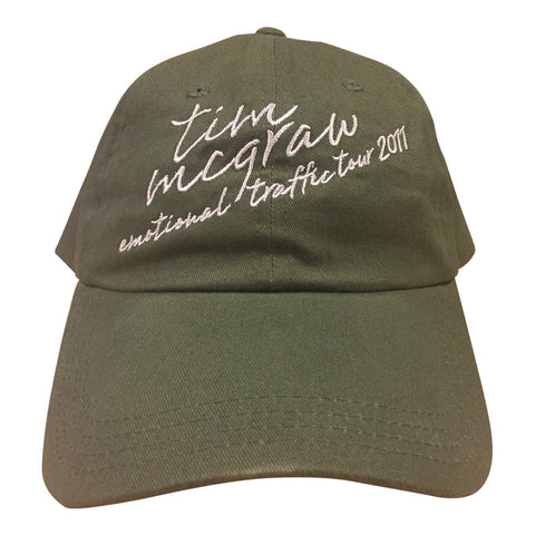 Emotional Traffic 2014 Tour Hat