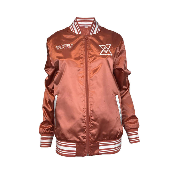 Soul2Soul Tour Ladies Bomber Jacket